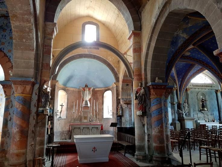 Eglise St Bonnet de Four Bourbonnaise et un peu plus (1)